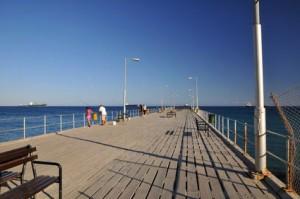 Küste in Limassol - Zypern