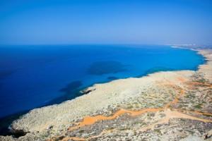 Coral Bay bei Paphos auf Zypern