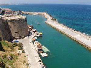 Hafenstadt Paphos