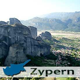 Übersicht Zypern