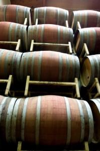 Wein Fässer